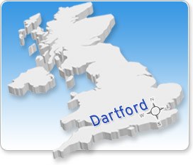 Dartford to anywhere in the UK